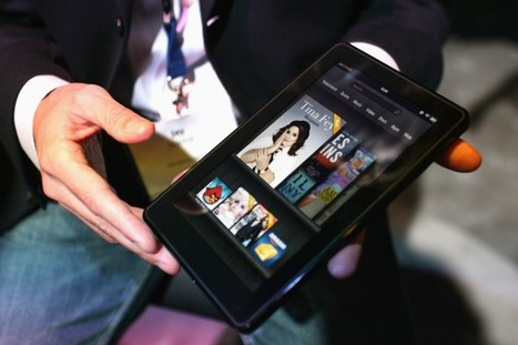 Tapping into our Intuitive Side: The Impact of Tablets | Everything iPads | Scoop.it