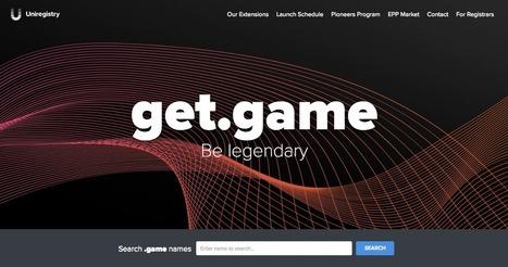 Los desarrolladores de juegos están de enhorabuena: ya pueden comprar el dominio .game | Noticias | Scoop.it