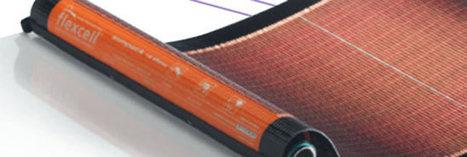 Une PME du Limousin invente le photovoltaïque 3ème génération | ECONOMIES LOCALES VIVANTES | Scoop.it