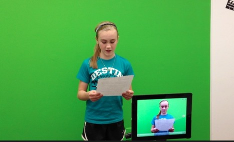 Diary of a Techie Chick: Now in Production .... | Green-Screen Projects | Scoop.it