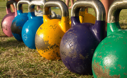 Intense Kettlebell Workouts Improve Aerobic Fitness | Lifestyle | Scoop.it
