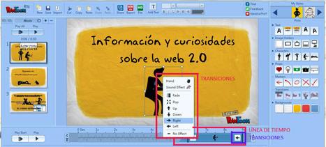 Como usar las transiciones en powtoon   El código Gutenberg   Colaborativo   Scoop.it