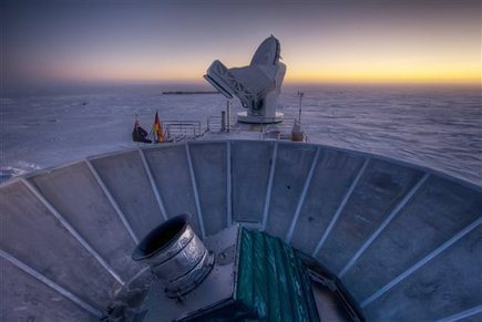 First direct evidence of cosmic inflation | Astronomy news | Scoop.it
