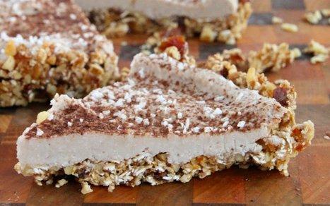 No-Bake Banana Coconut Cream Pie [Vegan] | Vegetarian and Vegan | Scoop.it