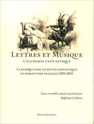Anthologie sur la musique dans le romantisme fantastique français | Musique et littérature | Scoop.it