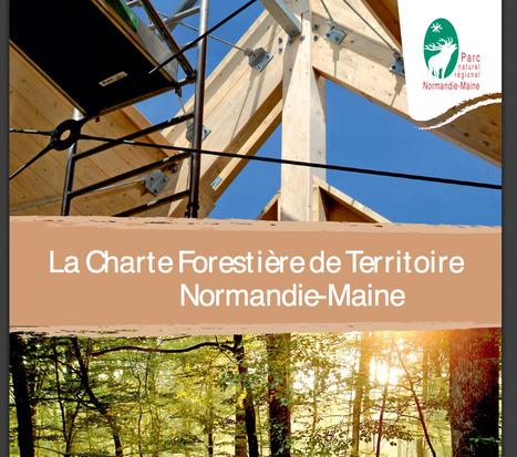 La charte forestière de territoire du Parc Normandie-Maine | Centre de ressources Fédération des parcs naturels régionaux | Scoop.it