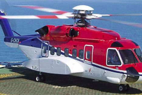 North Sea helicopter pilots landed aircraft on wrong rig   Oil & Gas   Scoop.it