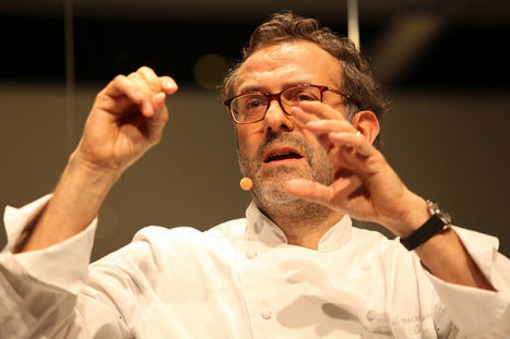 Massimo Bottura on Tradition as a Way to the Future | Food, wine and other pleasures | Scoop.it