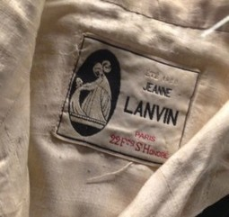« I love Jeanne Lanvin » | De Fil en Archive | De Fil en Archive | Scoop.it