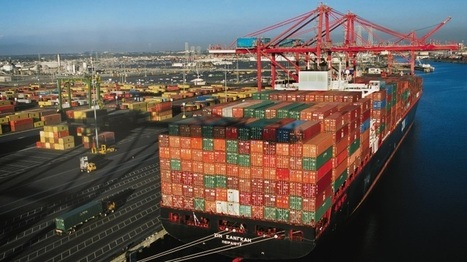 Labour fears boost US box imports - IHS Maritime 360 | Port Technology News | Scoop.it