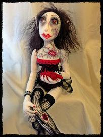 Pixie-Crafts Art Dolls   Cloth art dolls   Scoop.it