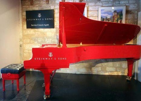 Le fabricant de pianos Steinway racheté par le fonds Paulson | Muzibao | Scoop.it