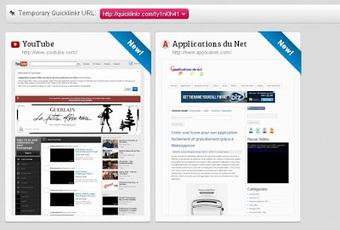 Quicklinkr, Une belle alternative à Read It Later | Outils en ligne pour bibliothécaires | Scoop.it