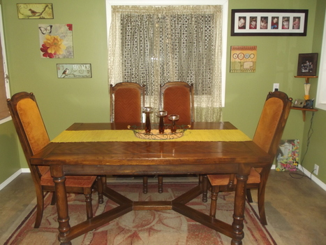 Diningroom Table Masterpiece | EddyBettyShreddy | Looking For Best Dining Room Tables and Chairs | Scoop.it