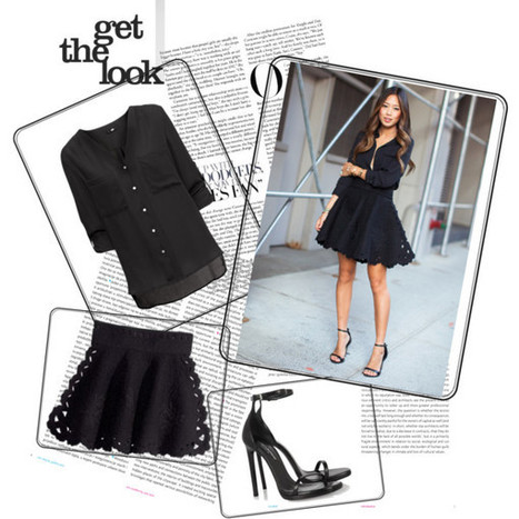 Blogger Style - Song of Style ♫♫ Aimee Song | Fashionista 4ever | Scoop.it