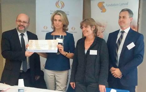 Première remise de prix à la Fondation Lenval et au Centre Ressources Autisme de la région PACA : logiciel CLEAS destiné à faciliter l'accès aux soins des personnes avec autisme.   Santé : patient acteur, patient expert   Scoop.it