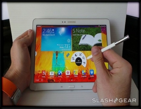 Samsung Galaxy Note 10.1.. 2014 Edition Review | Technology News | Scoop.it