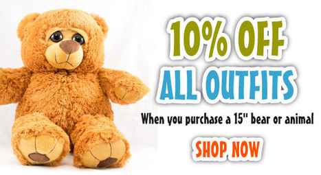 Build A Bear And Create A Bear Online In 5 Easy Steps At The Bear Works | Technology: Everyting Digital | Scoop.it