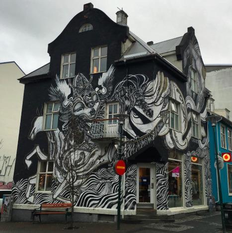 17 villes à visiter absolument pour les amateurs de street art   Sélections de Rondement Carré sur                                                           la créativité,  l'innovation,                    l'accompagnement  du projet et du changement   Scoop.it