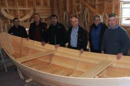 Funding announcement for Winterton boat museum | Craft Boats - Handcrafted wooden boats | Scoop.it