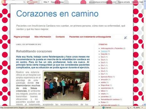 Blog Corazones en camino | Blogs Escuela de Pacientes | Scoop.it