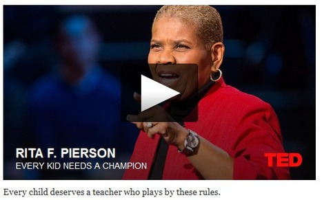 """""""We're Educators. We're born to make a difference."""" 
