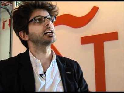 """Diario de la Feria » Blog Archive » Carlos Díaz: """"El clima político nos ayuda a vender más libros""""   Libros, negocio editorial, politica.   Scoop.it"""