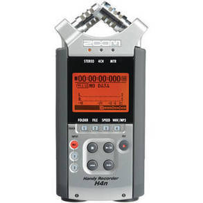 Zoom H4n Handy Mobile 4-Track Recorder $100 off (37% discount)