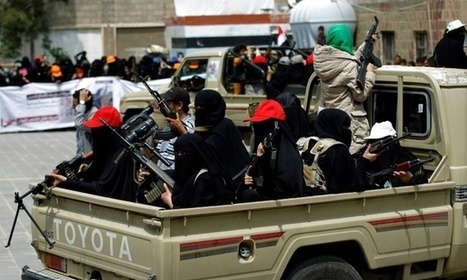 Report points to Iran arms 'pipeline' to Yemen | About Geopolitics | Scoop.it