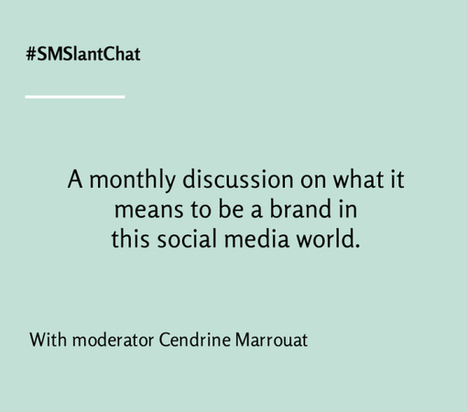#SMSlantChat Twitter Chat | Business in a Social Media World | Scoop.it