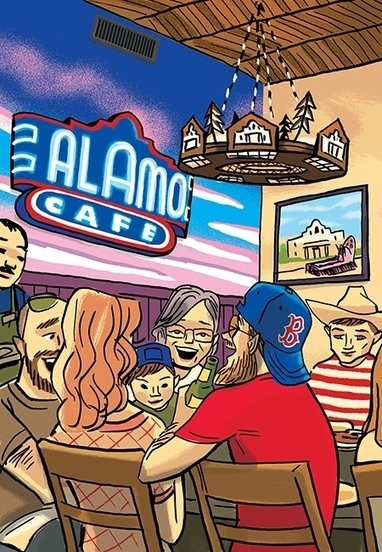 Not That Alamo - San Antonio Magazine - March 2015 - San Antonio, TX | All Things Texas | Scoop.it