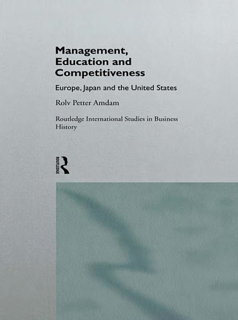 Management, Education and Competitiveness: Europe, Japan and the United States   Dual impact of research; towards the impactelligent university   Scoop.it