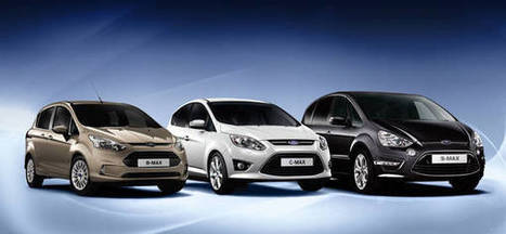 B-Max, C-Max e S-Max, ecco i modelli della Ford Max-Family - ANSA.it | Ford Roma | Scoop.it