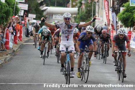 A travers le Pays Montmorillonnais: victoire de Yannick Martinez (Team La Pomme - Marseille) | TEAMS POLI | Scoop.it