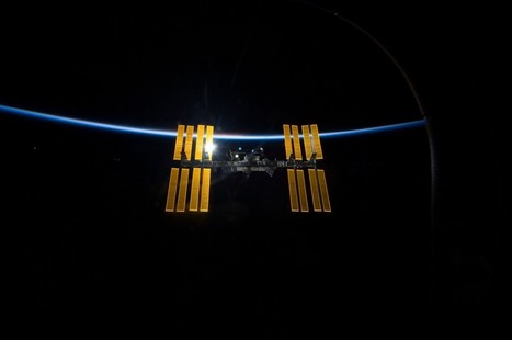 ISS for the Nobel Peace Prize   Viewing Outer Space   Scoop.it