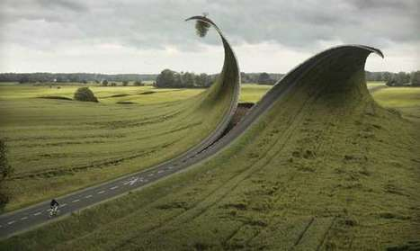 The incredible Perspective Illusions of Erik Johansson | The brain and illusions | Scoop.it