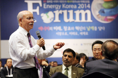 Rifkin urges Korea's shift to renewable energy - The Korea Herald | Peer2Politics | Scoop.it