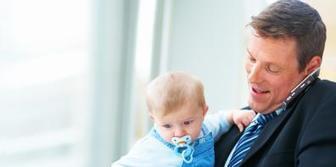 OESO: bied vaders betaald vaderschapsverlof aan   Betrokken vaderschap   Scoop.it