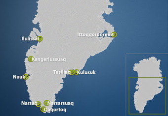 Greenland Travel Guide ~ Interesting Facts You Should Know   Every Thing Around the World   Scoop.it