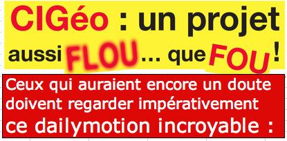 ENFIN !  La video qui met à nu  le projet d'enfouissement des déchets nucléaires | Le Côté Obscur du Nucléaire Français | Scoop.it