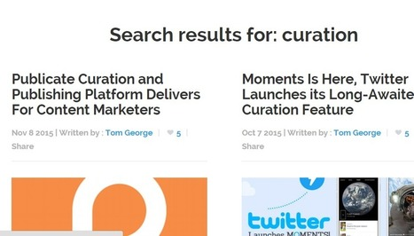 Curation Leads To Higher Brand Awareness and Builds Thought Leadership | Futurism, Ideas, Leadership in Business | Scoop.it