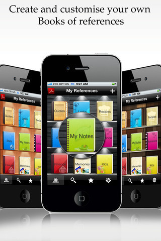 My References is an Organizational Power House  « The iPhone App Review : iPhone, iPod Touch and iPad App Reviews | Tools You Can Use | Scoop.it