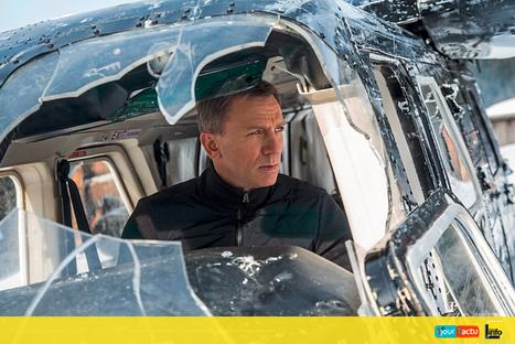 James Bond : l'espion le plus célèbre du monde - 1jour1actu.com - L'actualité à hauteur d'enfants ! | ça m'intéresse! | Scoop.it