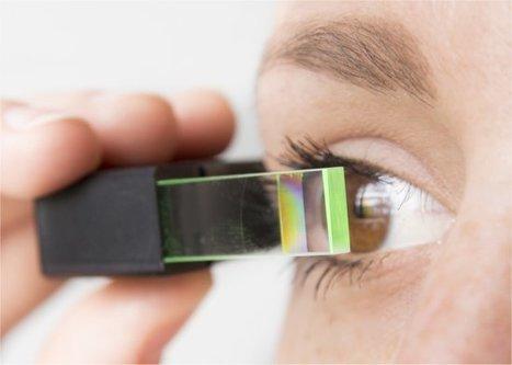 Óculos de realidade aumentada e dimensão reduzida | tecnologia s sustentabilidade | Scoop.it