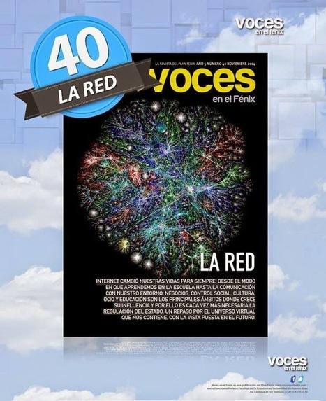 educomunicacion.com: La Red. Internet y Nuevas Tecnologías, Voces en el Fénix Nº40 Disponible Gratis PDF | Los Storytellers | Scoop.it