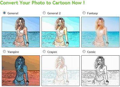 Transformer vos photos en dessins avec Kuso Cartoon | Retouches et effets photos en ligne | Scoop.it