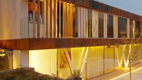 Cette maison est la plus écologique et connectée d'Europe (+ vidéo) | rénovation énergétique | Scoop.it