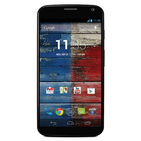 Google Officially Unveils the Motorola Moto X Smartphone [Video] | Android Discussions | Scoop.it