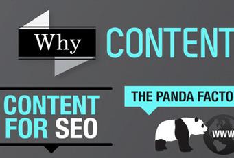 [Infographie] Comment le contenu améliore le référencement? | Veille_Curation_tendances | Scoop.it