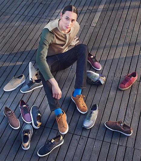 Footwear Winter 2012 de WeSC : bien plus que des chaussures de ... - Masculin.com   Chaussures Homme   Scoop.it